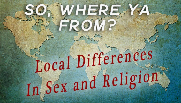 "Godless Perverts Social Club - July 17, 2014 ""So, Where Ya From?"""