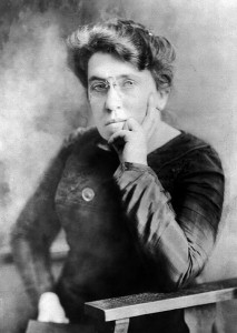 Working-class atheism in fact has a very long and distinguished history; Anarchist, feminist, and labor activist Emma Goldman was very vocal about atheism as a key factor in bringing about social justice.