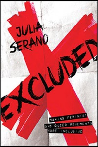 "Cover of Julia Serano's book, ""Excluded"""
