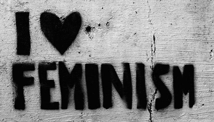 I Love Feminism, by Jay Morrison