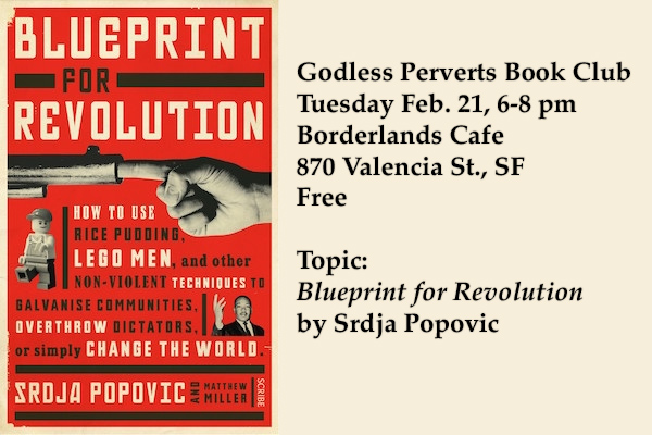Godless Perverts Book Club Feb 21