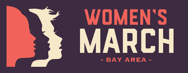Women's March Bay Area logo